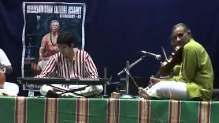 Sambo Mahadeva - Bowli - Rupakam a Nilakanta Sivan krithi on keyboard