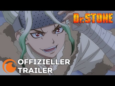 Dr. STONE: STONE WARS | Anime Trailer 2