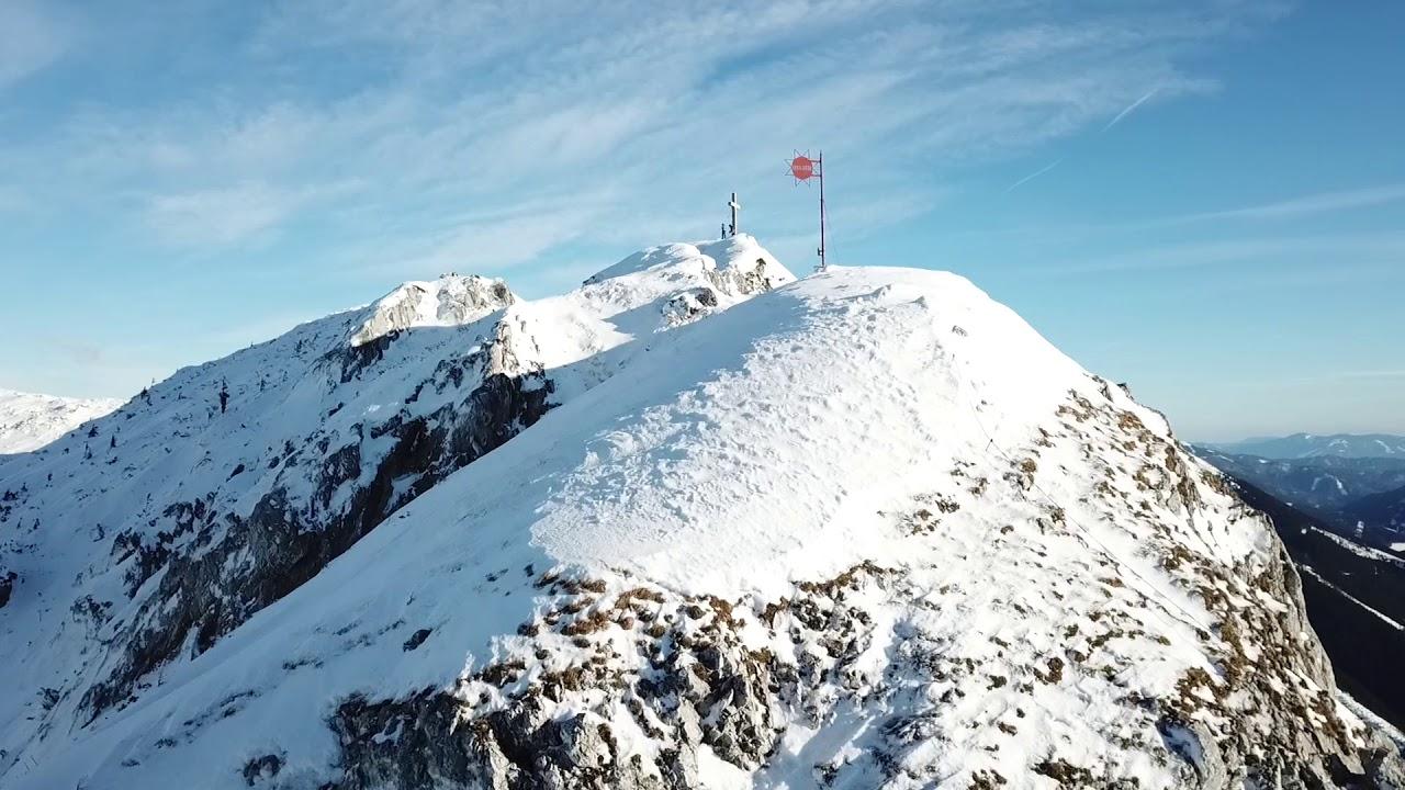 Eisenerzer Klettersteig : Eisenerzer klettersteig youtube