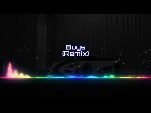 Boys Akimilaku Remix (Lyrics)