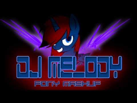 DJ-MELODY - Pony-mashup (50 min)