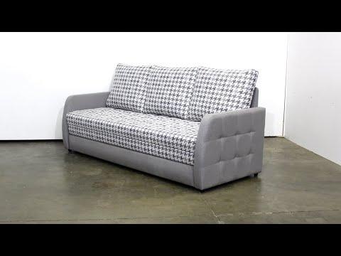 Диван кровать Еврософа Грейс Мягкая мебель диваны, кресла, пуфы - фабрика мягкой мебели Ваш Стиль