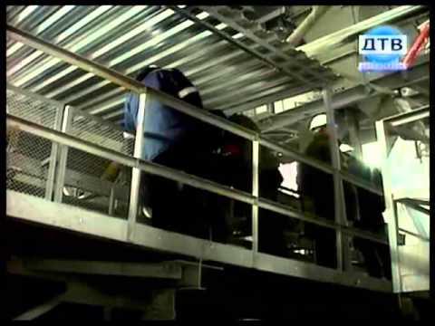 ЕвроХим Новомосковск, открытие нового производства в 2010 году