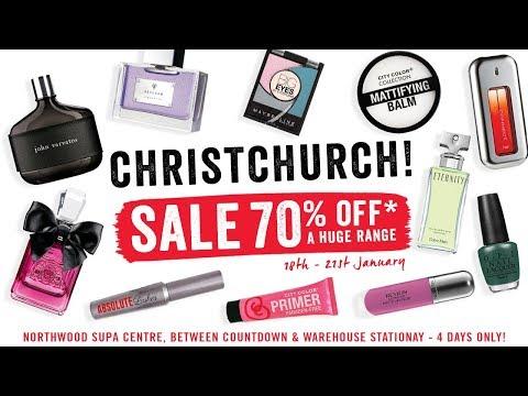 Christchurch Thursday