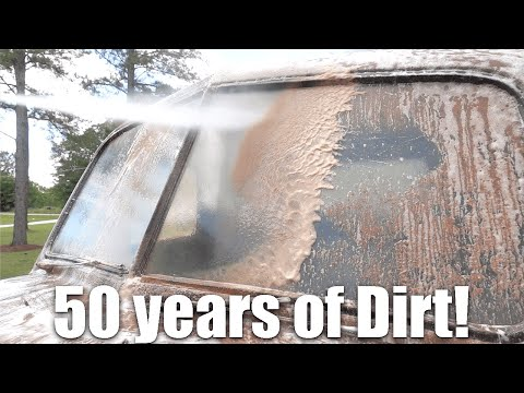 Mesmerizing Disaster Detail - First Wash In 50 Years