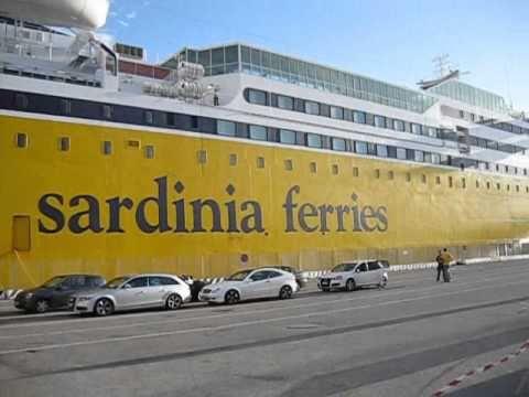 Corsica ferries mega express 3 youtube for Mega express 2 piscine