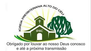 Culto Noite  - Domingo 11/04/21 - Pr. Mizael Laureano