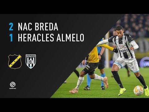 NAC Breda - Heracles Almelo   03-11-2018   Samenvatting
