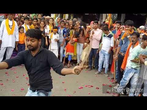 Mahatma Jyotiba Phule Janet Vishal  Shobha Yatra Gangapur Rajasthan