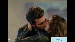 Afili Aşk - Burcu Özberk Uzun Öpüşme Sahnesi