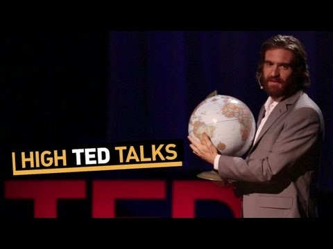 "Flashes of stoner ""brilliance"" as TED Talks / Boing Boing"