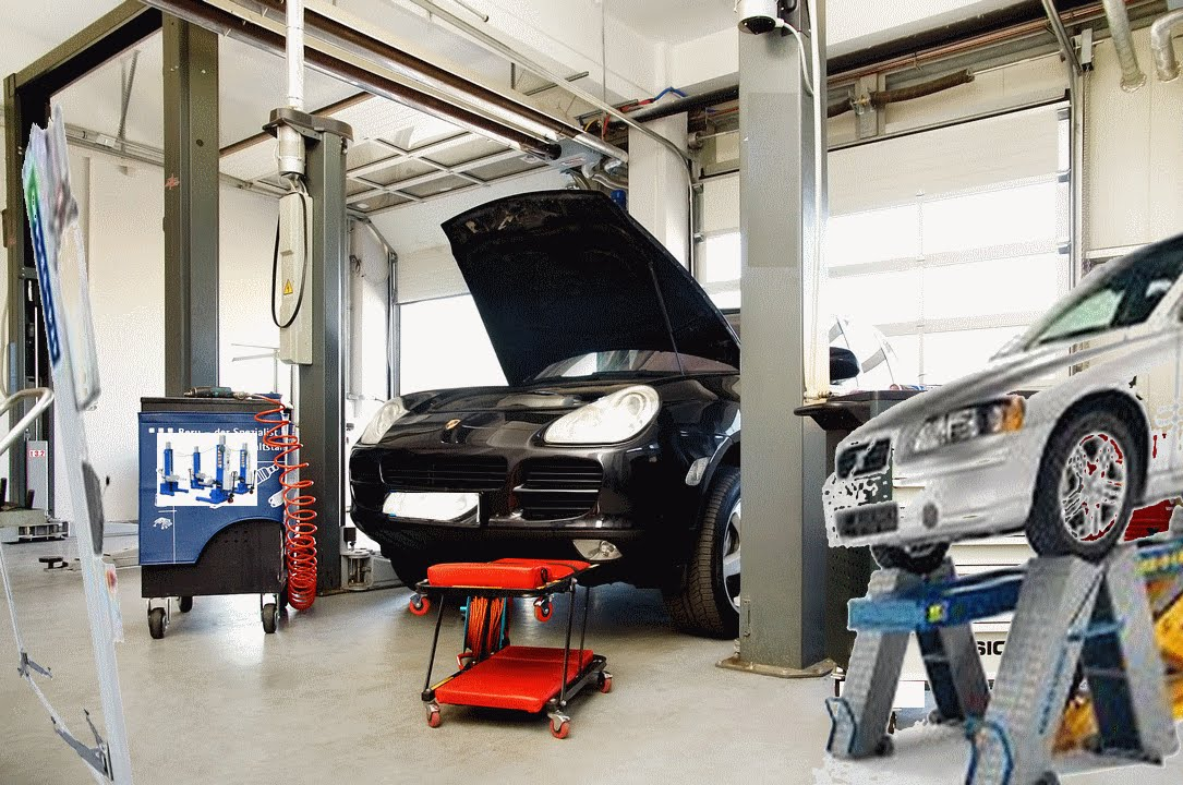 Automotive workshop tools and garage equipment youtube for Equipement complet garage auto