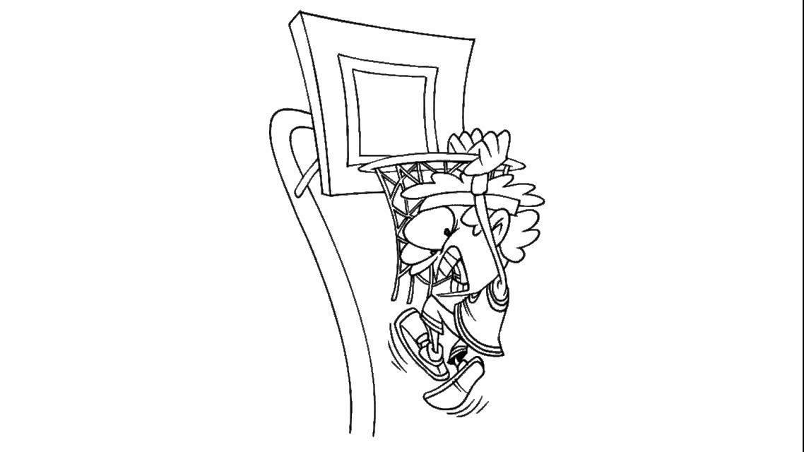 Cómo dibujar un niño de baloncesto - YouTube