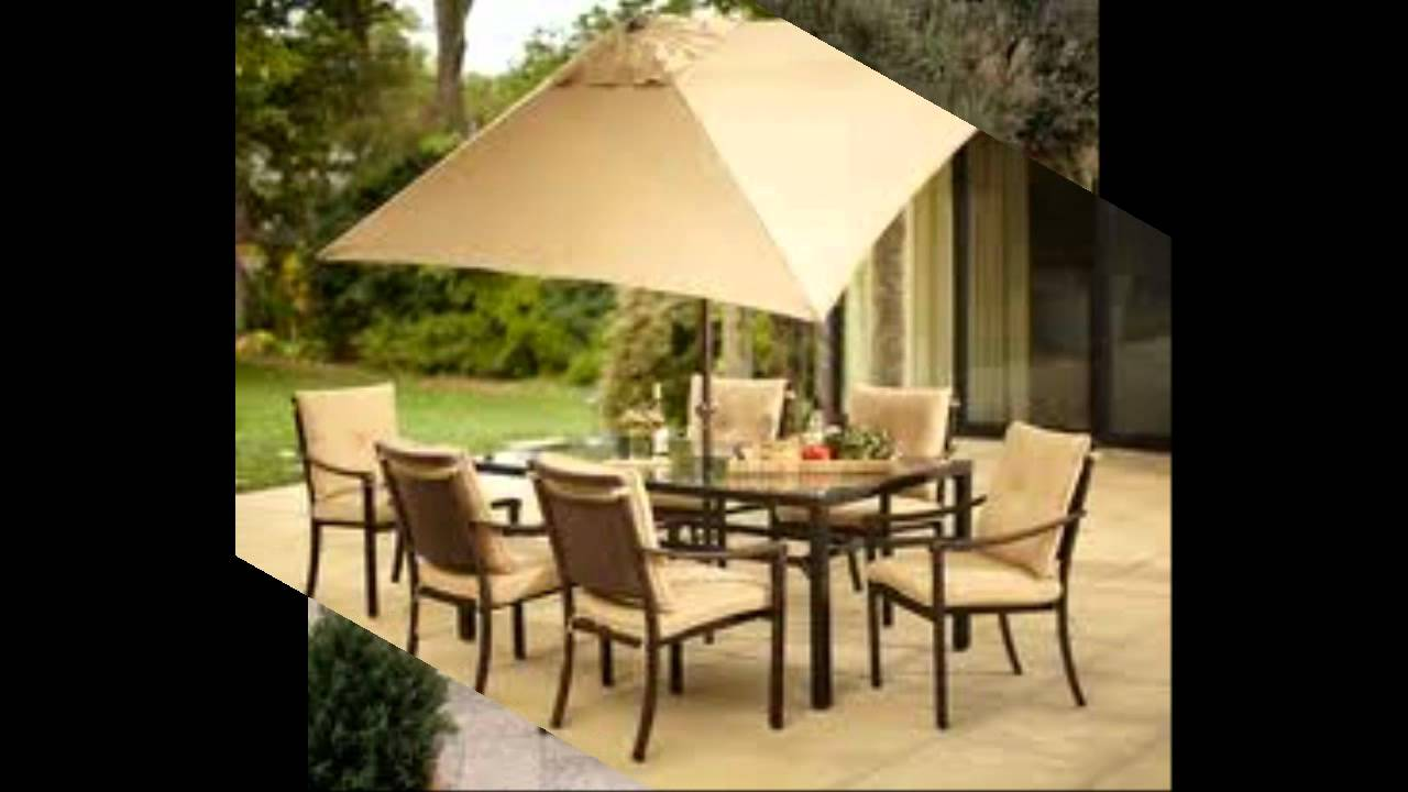 Cheap Patio Furniture From Martha Stewart   YouTube