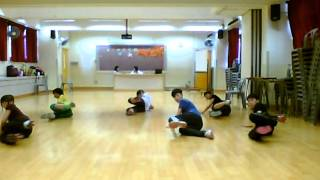 ALL IN ONE DANCE CREW 學員練習2011