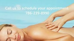Mobile Massage Therapist in Coral Gables Coconut Grove Brickell Pinecrest South Miami FL