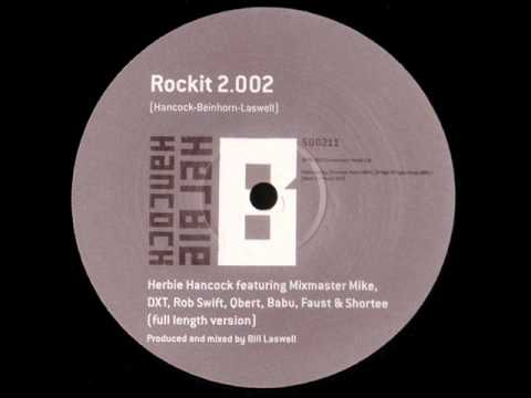 Herbie Hancock - Rockit 2.002 (Full Length Version)