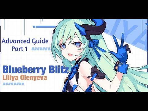 Blueberry Blitz Advanced