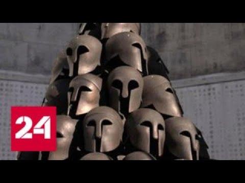 В бельгийском Льеже отреставрировали памятник российским и советским воинам - Россия 24