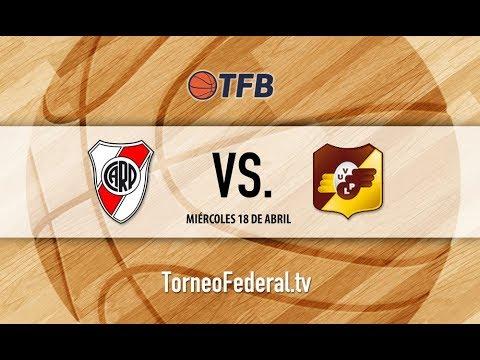 River Plate vs Unión Vecinal de La Plata | #TFB