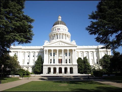 California state capitol building iii youtube sciox Gallery