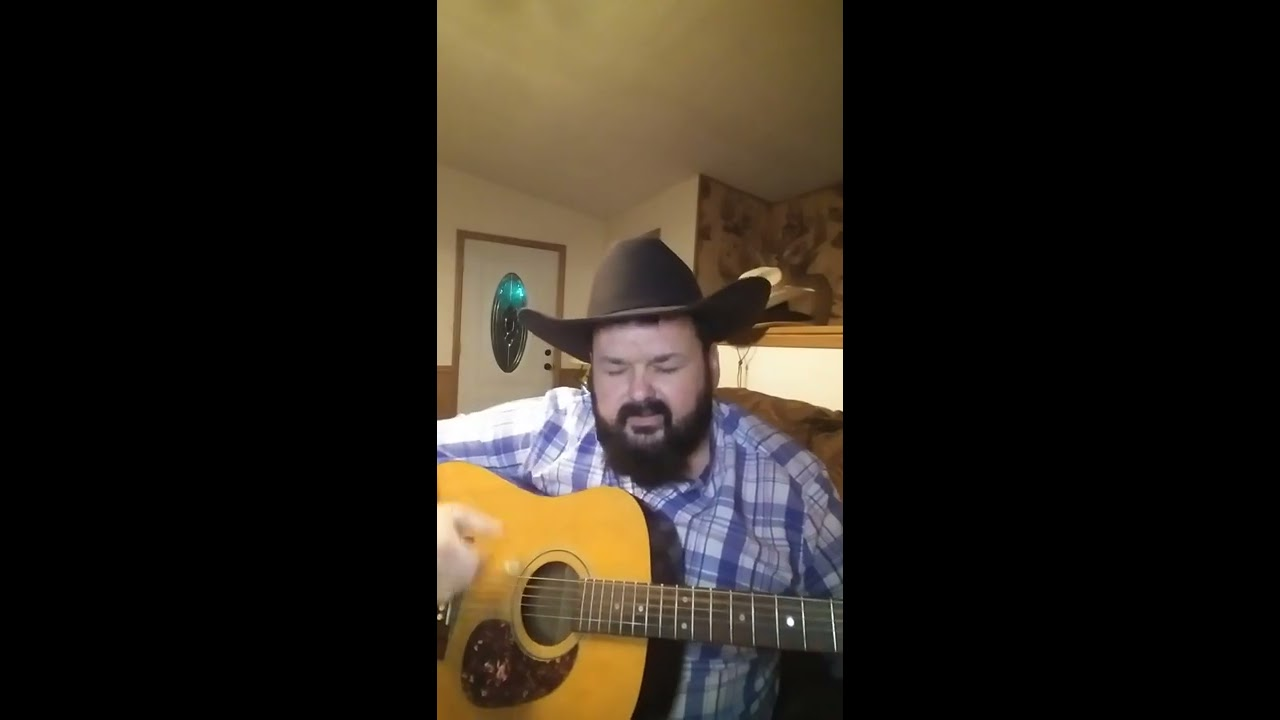 Garth Brooks (Two of a kind) cover by Darrell Slaughter Jr. and special guest Duke!