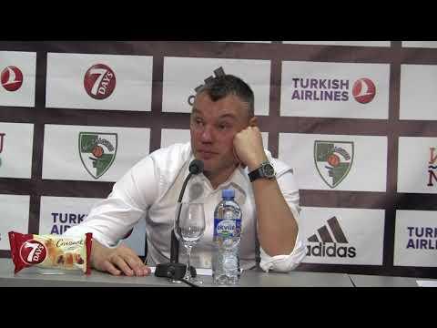 Š.Jasikevičius: galvojau, kad treneriai vienas kitą gerbia daugiau