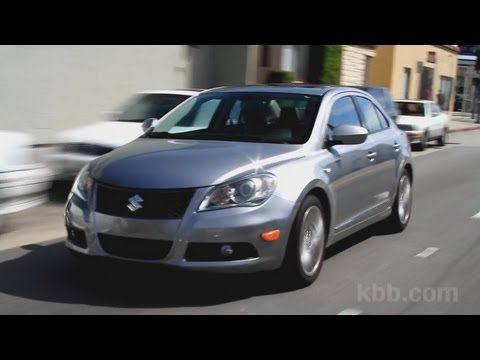 Suzuki Kizashi Long Term Wrapup - Kelley Blue Book