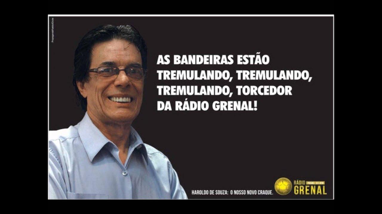 Grêmio 1 x 2 Cruzeiro - Gauchão 2013 - Rádio Grenal - YouTube 6fa154f7d7fc3