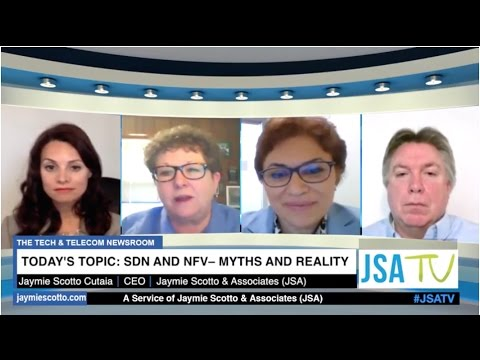 JSA Virtual CEO Roundtable: SDN and NFV– Myths and Reality