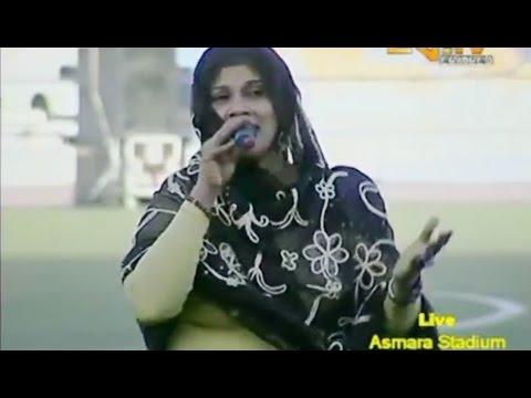 Fatma Ibrahim - Bilen Song - New Eritrean Music 2015