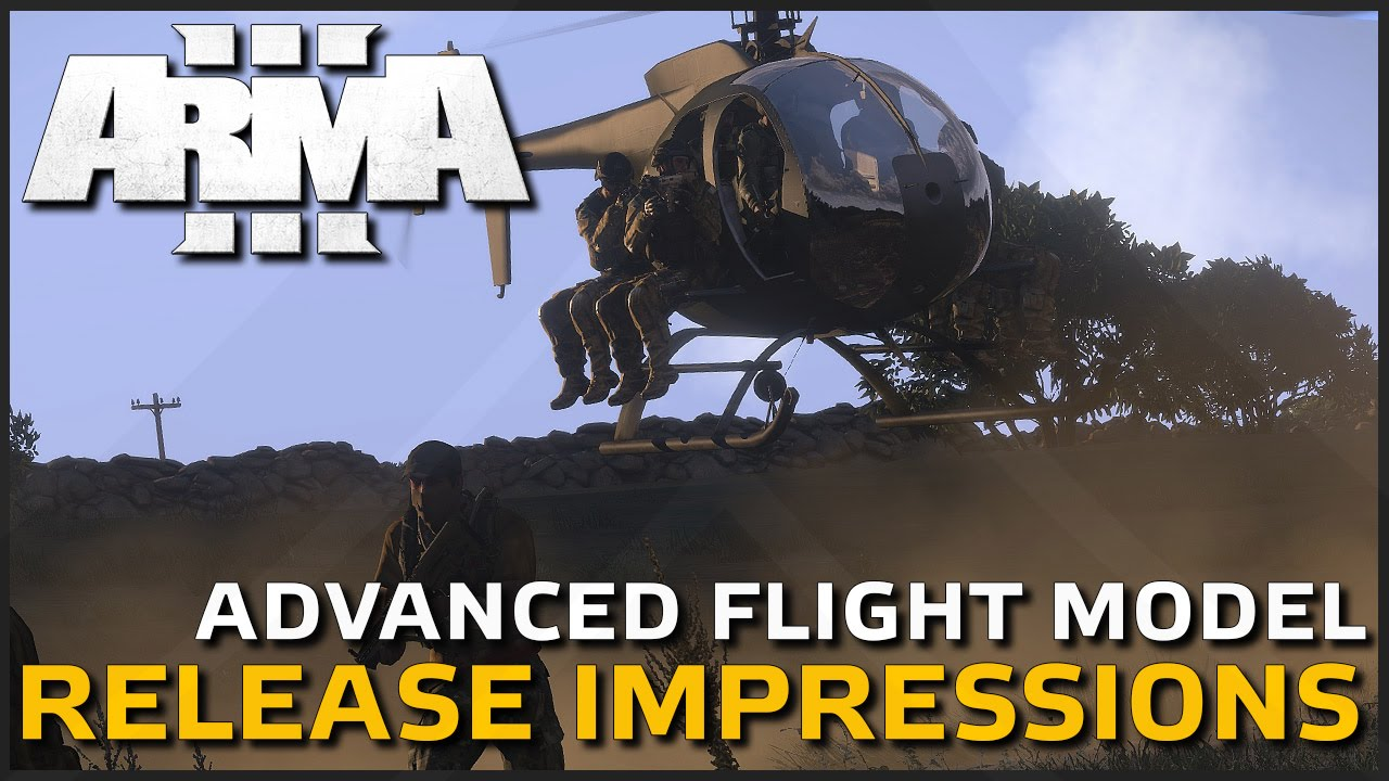 Watch one of Arma's best pilots take on the new helicopter update