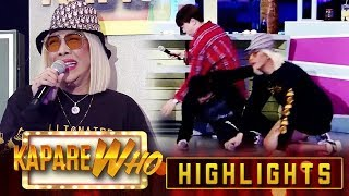Vice Ganda, Vhong and Ryan faint after Teacher How To Dougie's answer | It's Showtime KapareWho