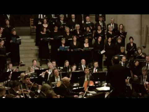 St Matthew Passion, Final Chorus, J.S. Bach