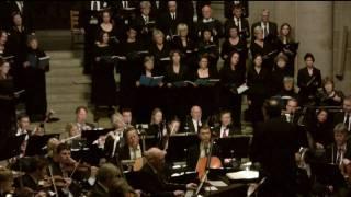 St Matthew Passion, Final Chorus, J.S. Bach