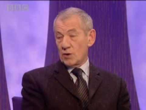 Sir Ian Mckellen Interview - Parkinson - BBC
