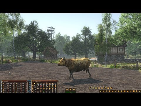 Forest Village Life is Feudal | Year 22-25 | Cow Cattle Expe