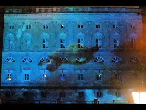 Festival of Lights Berlin 2017 - Marstall (Nikolaiviertel)