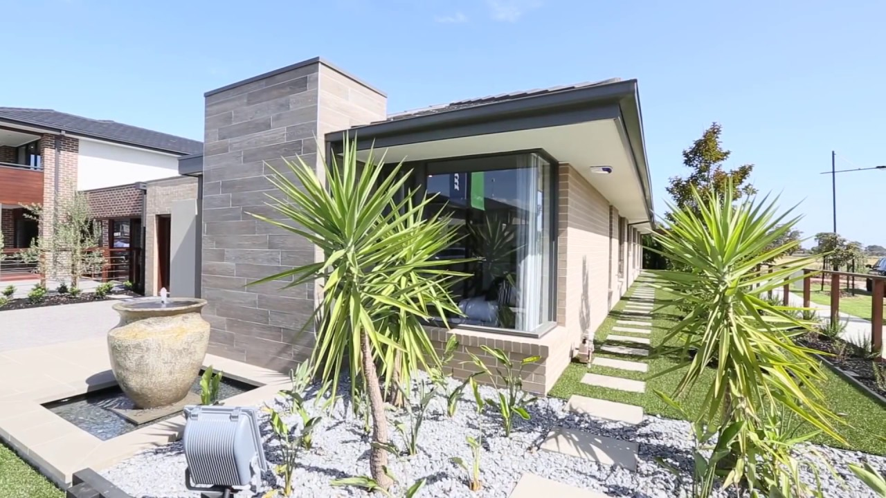 Amira 25 keysborough metricon homes youtube