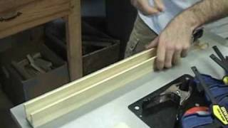 How To Make A Wooden Organ Pipe - Part 1 Of 3