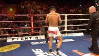 Rachid Belaini vs William Diender 6-3-2011
