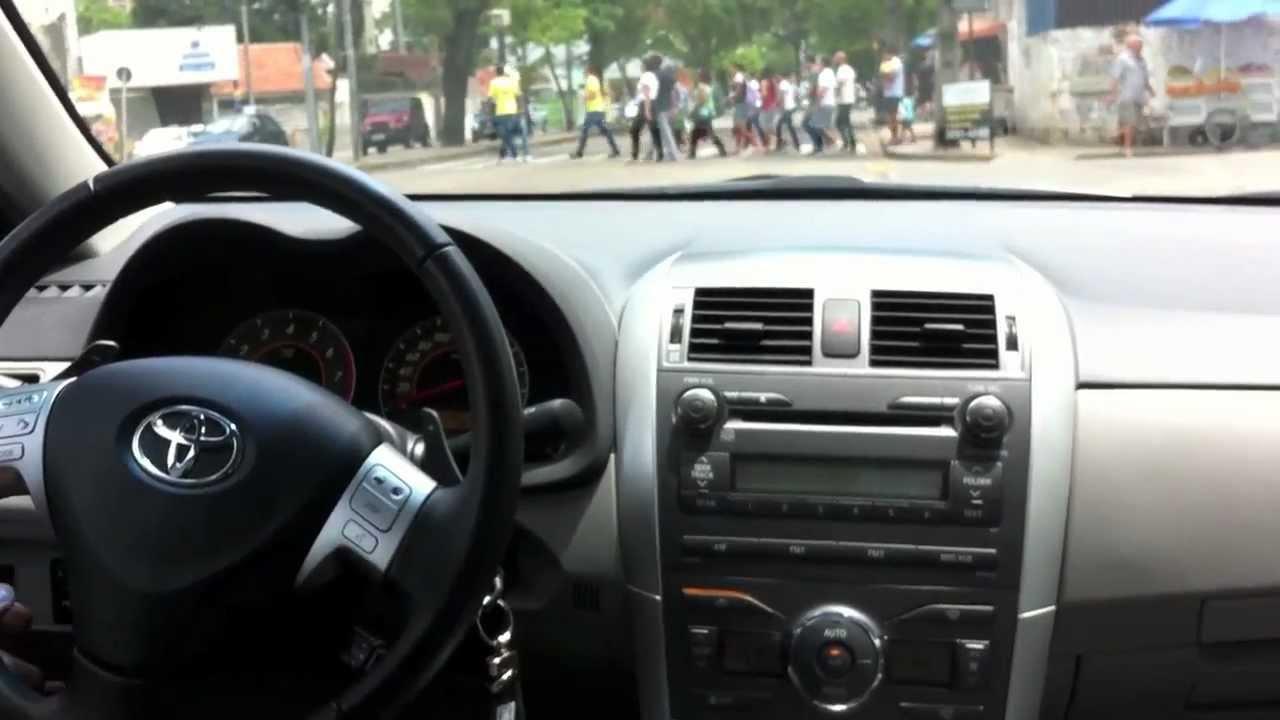 TDPE Toyota Corolla XEi 2012 YouTube