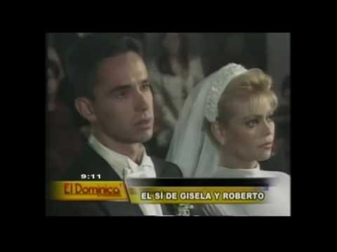 El Sí de Gisela Valcárcel y Roberto Martínez - Panamericana Televisión.