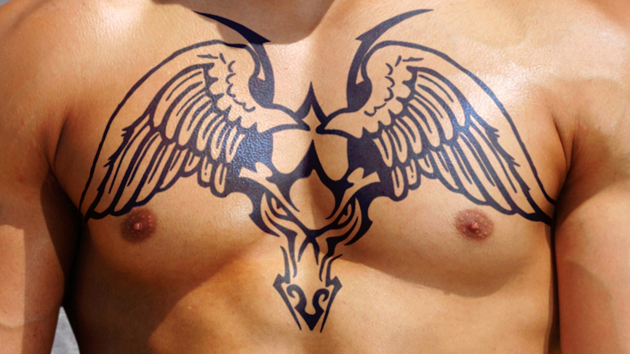 Photoshop Tutorial How To Create The Look Of Realistic Tattoos