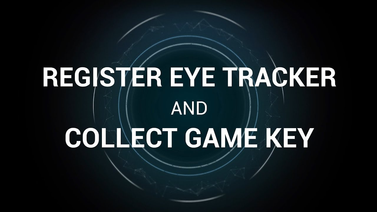 Alienware 17 R4: Collect Game Keys with Tobii Eye Tracking