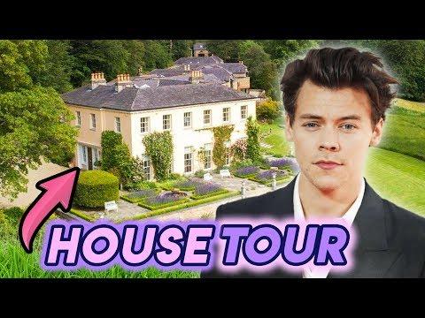 Harry Styles | House Tour 2020 | London Properties | $28 Million Penthouse