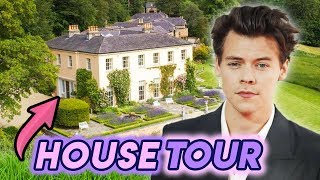 Harry Styles | House Tour 2020 | London Properties | $28 Million Penthouse