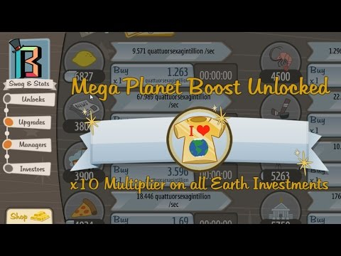 EVERYTHING BOOSTED! Adventure Capitalist 91