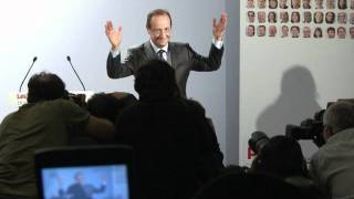Hollande wins French left