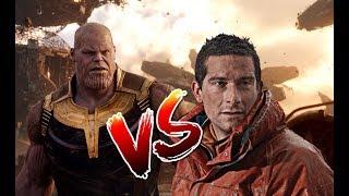 Bear Grylls Reviews Survival Movies | Avengers: Infinity War